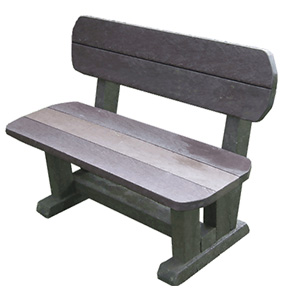 Denny Bench with Back